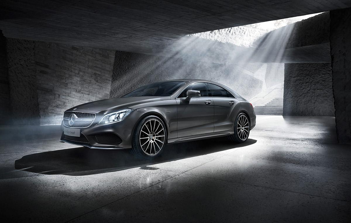 Viitoarea genera ie mercedes benz cls va fi lansat n for Mercedes benz field