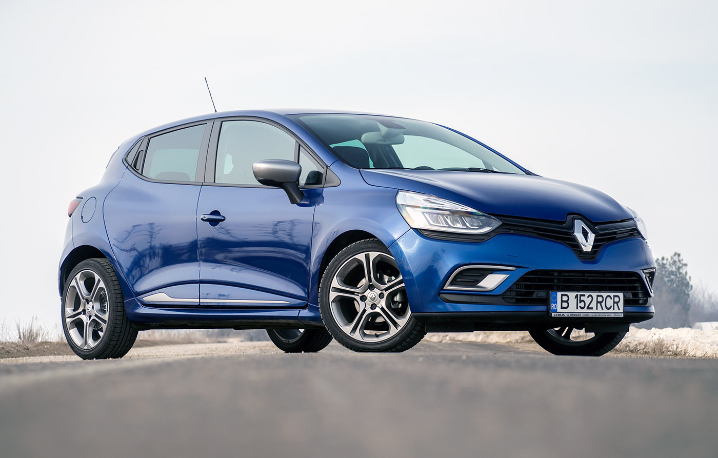 Test Drive Renault Clio TCe 120 GT Line (01)