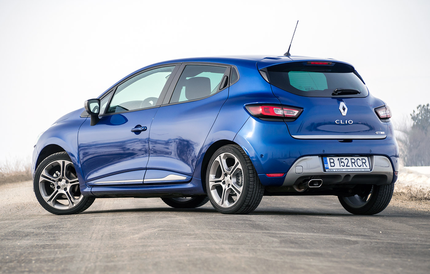 Test Drive Renault Clio TCe 120 GT Line (12)