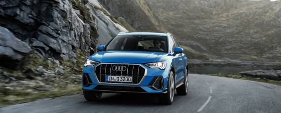 Noul Audi Q3 2018