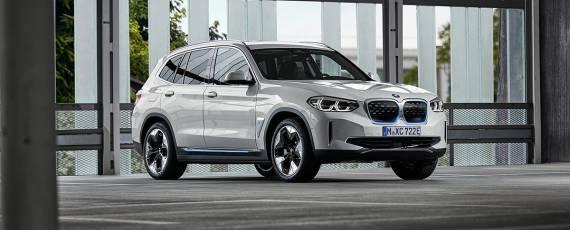 BMW iX3 - preturi Romania