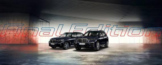 BMW X5 M50d şi BMW X7 M50d Final Editon