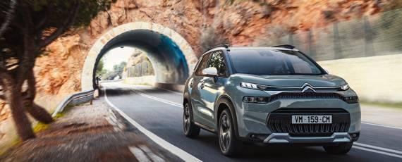 Noul C3 Aircross SUV facelift