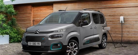 Noul Citroën ë-Berlingo