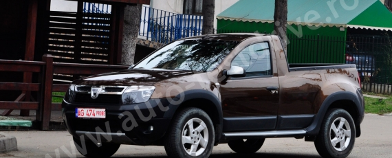 Renault Duster Pick-Up