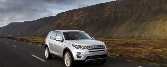 Noul Land Rover Discovery Sport - preturi Romania