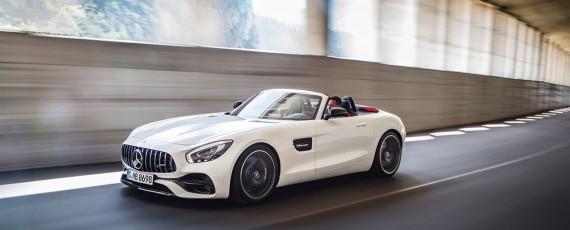 Noul Mercedes-AMG GT Roadster