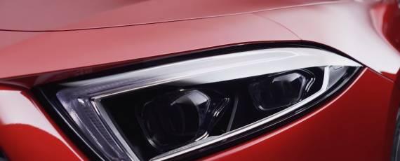 Mercedes-Benz CLS 2018 - teaser video
