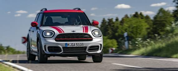 MINI John Cooper Works Countryman 2020