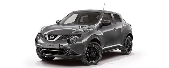 Nissan Juke Premium - Dark Grey