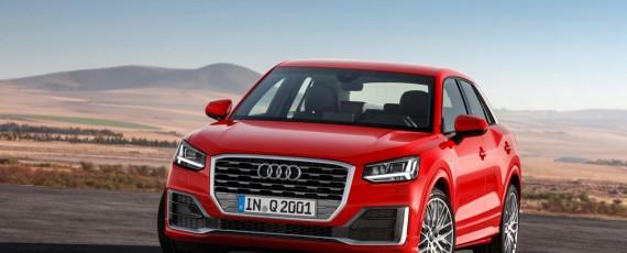 Noul Audi Q2