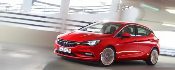Noul Opel Astra 2016