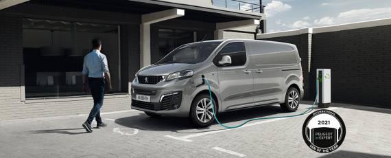 Peugeot e-Expert - IVOTY 2021