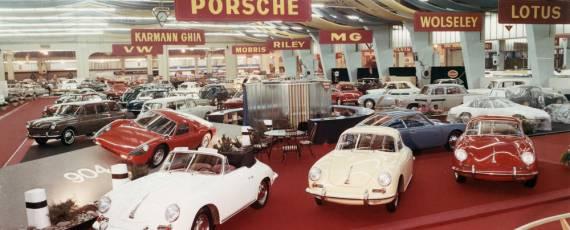 Prezenta Porsche la GIMS