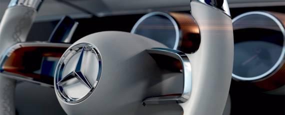 Vision Mercedes-Maybach 6 Convertible