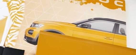 Volkswagen T-Roc - teaser video