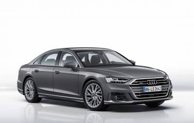 Audi A8 2018 - pachet sport