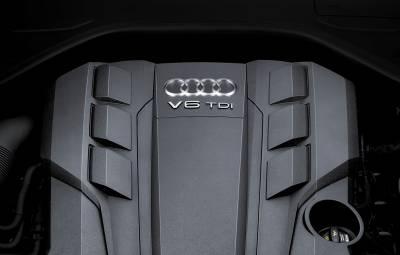 Audi A8 V6 TDI - rechemare service Dieselgate