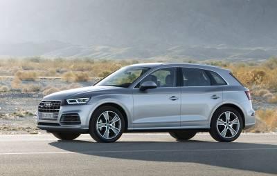 Audi - cifre vanzari 2017
