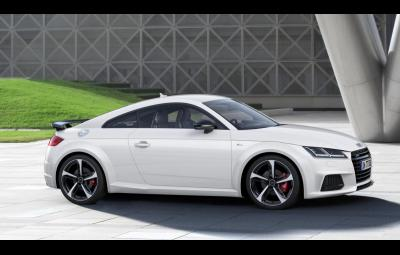 Audi TT Coupe S line competition