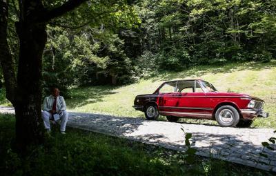 BMW 1602 - Concursul de Eleganta Sinaia 2015