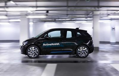 BMW - automobilul autonom