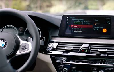 BMW Connected+ - video