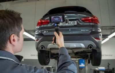 BMW - deviz digital service