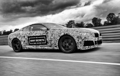Noul BMW M8