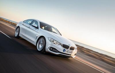 Noul BMW Seria 4 Grand Coupe