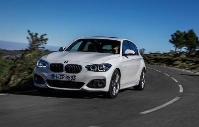 BMW Seria 1 facelift - Geneva 2015