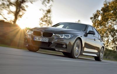 BMW Seria 3 2016 - preturi Romania