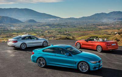 BMW Seria 4 facelift