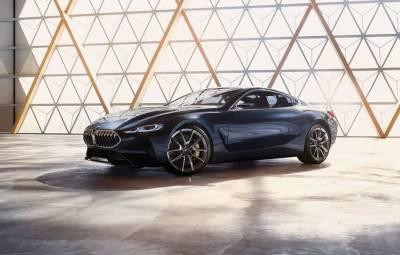 BMW Seria 8 - Dingolfing