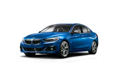 Noul BMW Seria 1 Sedan