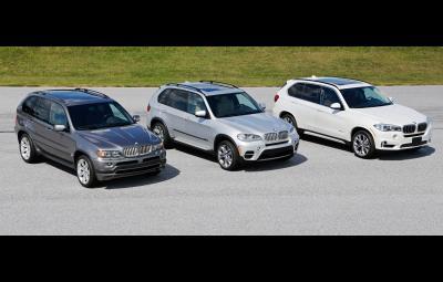 15 ani de BMW X