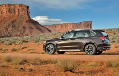 Noul BMW X5 2016
