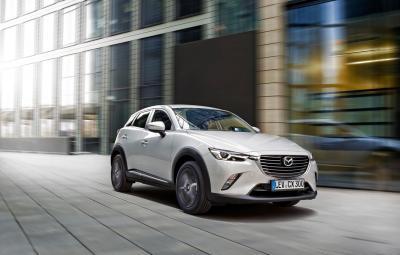Noua Mazda CX-3 - Geneva 2015