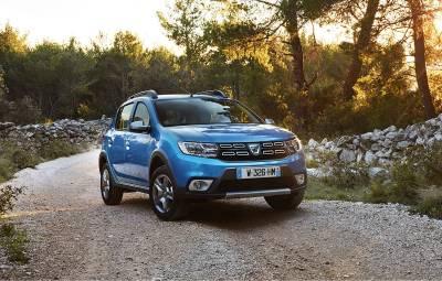 Dacia - cifre vanzari 2017