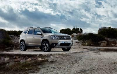 Dacia Duster - productie Mioveni 2018