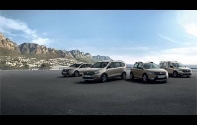 Dacia - editii speciale Geneva 2018