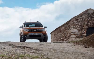 Dacia - productie Mioveni 2017