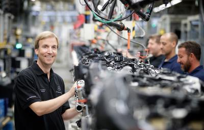 Investitie Daimler in Polonia
