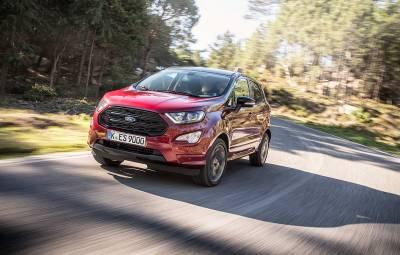 Ford EcoSport 2018 - preturi
