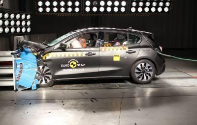 Ford Focus 2018 - Euro NCAP