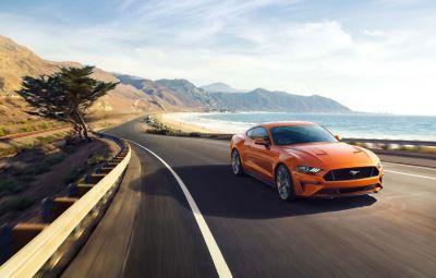 Ford Mustang facelit 2018