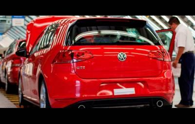 Volkswagen - fabrica Puebla, Mexic