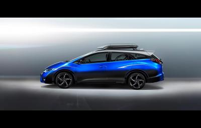Honda Civic Tourer Active Life Concept