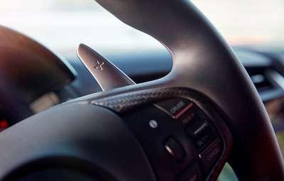 Honda NSX - cutie de viteze