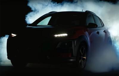 Hyundai Kona - lansare 13 iunie 2017